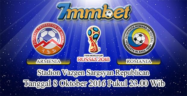 Prediksi Skor Armenia Vs Romania 8 Oktober 2016