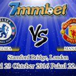 Prediksi Skor Chelsea Vs Manchester United 23 Oktober 2016