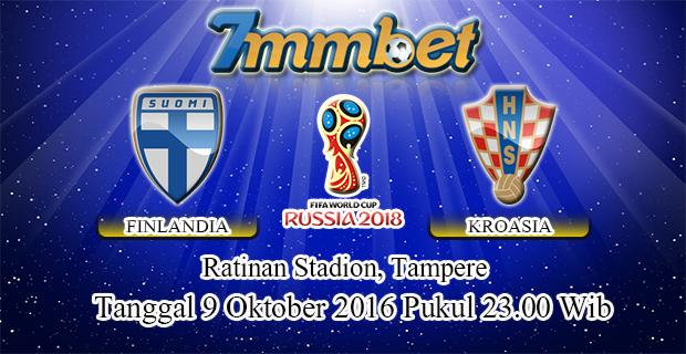 Prediksi Skor Finlandia Vs Kroasia 9 Oktober 2016