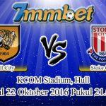 Prediksi Skor Hull City Vs Stoke City 22 Oktober 2016