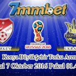 Prediksi Skor Turki Vs Ukraina 7 Oktober 2016