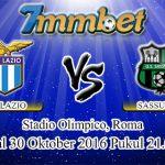 Prediksi Skor Lazio Vs Sassuolo 30 Oktober 2016