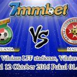 Prediksi Skor Lithuania Vs Malta 12 Oktober 2016