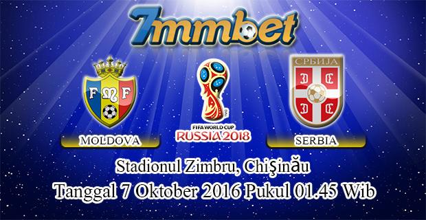 Prediksi Skor Moldova Vs Serbia 7 Oktober 2016