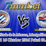 Prediksi Skor Montpellier Vs SM Caen 16 Oktober 2016