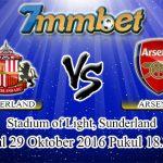 Prediksi Skor Sunderland Vs Arsenal 29 Oktober 2016