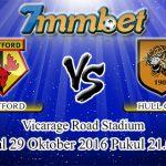 Prediksi Skor Watford Vs Hull City 29 Oktober 2016
