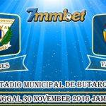 Prediksi Skor Leganes Vs Valencia 30 November 2016