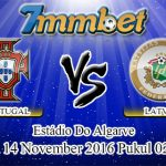 Prediksi Skor Portugal Vs Latvia 14 November 2016