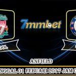 Prediksi Skor Liverpool Vs Chelsea 01 Febuari 2017