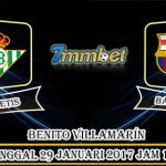 Prediksi Skor Real Betis Vs Barcelona 29 Januari 2017