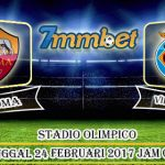 Prediksi Skor AS Roma Vs Villarreal 24 Februari 2017