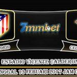 Prediksi Skor Atletico Madrid vs Celta Vigo 13 Febuari 2017