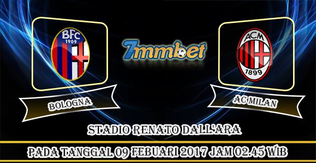Prediksi Skor Bologna Vs AC Milan 09 Februari 2017