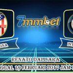 Prediksi Skor Bologna Vs Inter Milan 19 Februari 2017