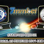 Prediksi Skor Chelsea Vs Swansea City 25 Februari 2017