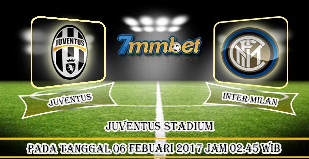 Prediksi Skor Juventus Vs Inter Milan 06 Febuari 2017