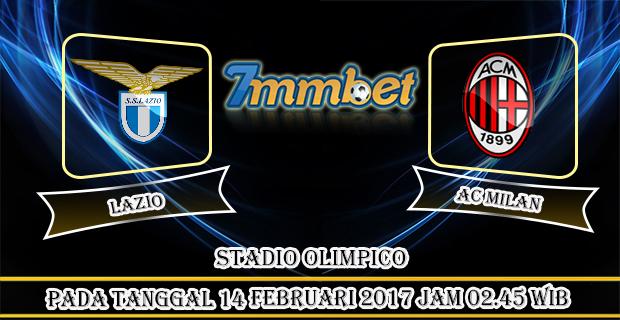 Prediksi Skor Lazio Vs AC Milan 14 Februari 2017
