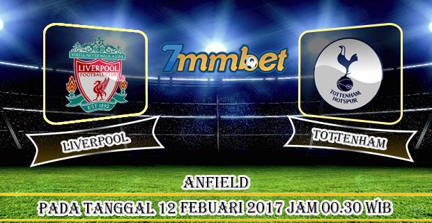 Prediksi Skor Liverpool Vs Tottenham 12 Februari 2017