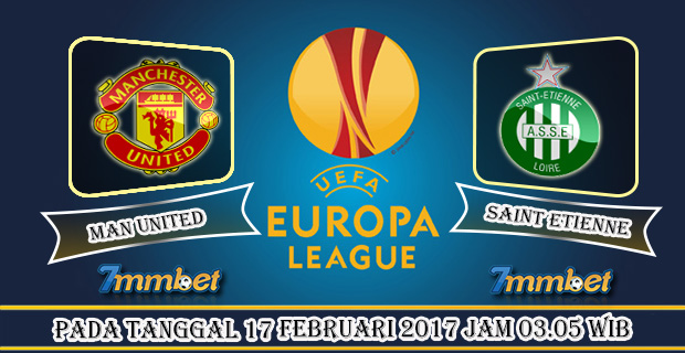 Prediksi Skor Manchester United Vs Saint Etienne 17 Febuari 2017