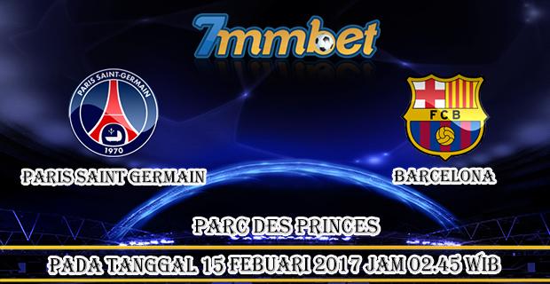Prediksi Skor Paris Saint-Germain vs Barcelona 15 Febuari 2017