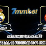 Prediksi Skor Real Madrid Vs Espanyol 18 Februari 2017