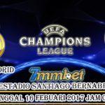 Prediksi Skor Real Madrid Vs Napoli 16 Febuari 2017