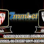 Prediksi Skor Sevilla Vs Athletic Bilbao 03 Maret 2017