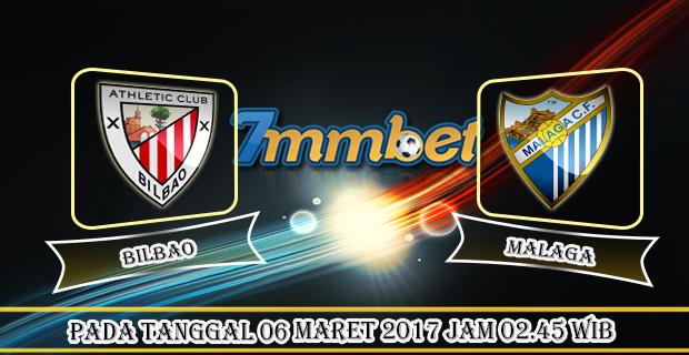 Prediksi Skor Athletic Bilbao Vs Malaga 06 Maret 2017