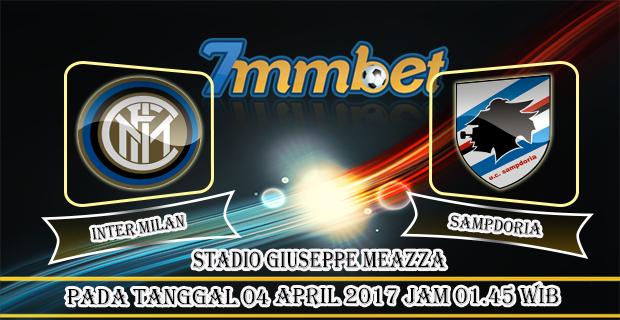 Prediksi Skor Inter Milan Vs Sampdoria 04 April 2017