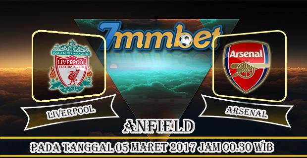 Prediksi Skor Liverpool Vs Arsenal 05 Maret 2017