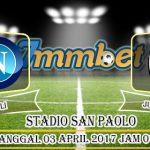 Prediksi Skor Napoli Vs Juventus 03 April 2017