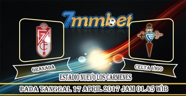 Prediksi Skor Granada Vs Celta Vigo 17 April 2017
