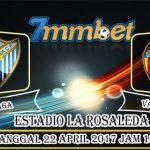 Prediksi Skor Malaga Vs Valencia 22 April 2017