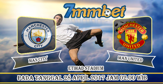 Prediksi Skor Manchester City Vs Manchester United 22 April 2017