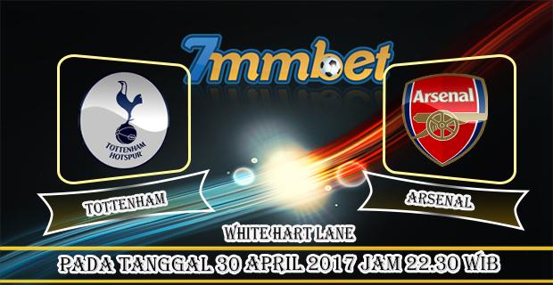 Prediksi Skor Tottenham Hotspur Vs Arsenal 30 April 2017