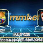 Prediksi Skor Barcelona Vs Sevilla 06 April 2017