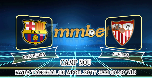 Prediksi Skor Barcelona Vs Sevilla 06 April 2017