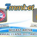 Prediksi Skor Bayer Munchen Vs Real Madrid 13 April 2017