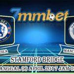 Prediksi Skor Chelsea Vs Manchester City 06 April 2017