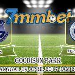 Prediksi Skor Everton Vs Leicester City 09 April 2017