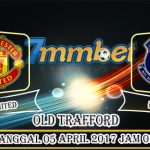 Prediksi Skor Manchester United Vs Everton 05 April 2017
