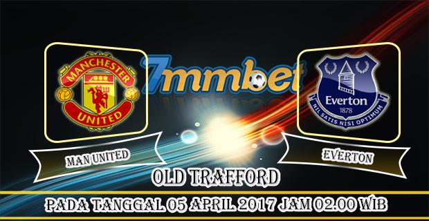 Prediksi Skor Manchester United Vs Everton 05 April 2017