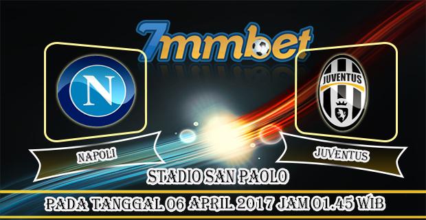 Prediksi Skor Napoli Vs Juventus 06 April 2017