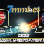 Prediksi Skor Arsenal Vs Chelsea 27 Mei 2017