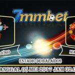Prediksi Skor Celta Vigo Vs Manchester United 05 Mei 2017