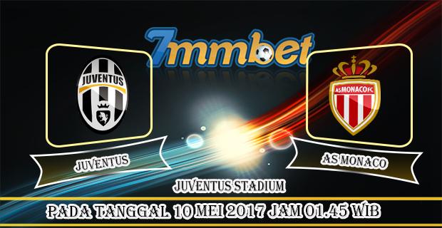 Prediksi Skor Juventus Vs AS Monaco 10 Mei 2017