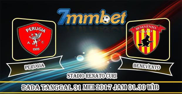 Prediksi Skor Perugia Vs Benevento 31 Mei 2017