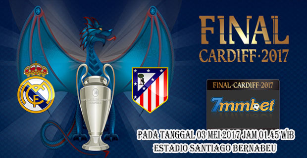 Prediksi Skor Real Madrid Vs Atletico Madrid 03 Mei 2017