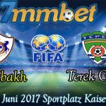Prediksi Skor Karabakh vs Terek Grozny 20 Juni 2017